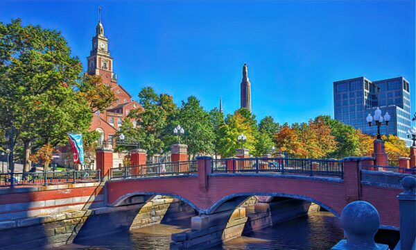 Where should I be living? Maybe in Providence, Rhode Island